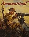 """""""Ammunition!"""" And remember - bonds buy bullets! - Vincent Lynel 1918. LCCN2002719768 (cropped).jpg"""