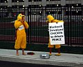 """Chicken Ted"" and ""Chicken Ken"" at UC Debates (262050023).jpg"