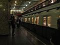 """""""Sokolniki"""" retro train at Komsomolskaya-radialnaya station (Ретропоезд """"Сокольники"""" на станции Комсомольская-радиальная) (4685771593).jpg"""