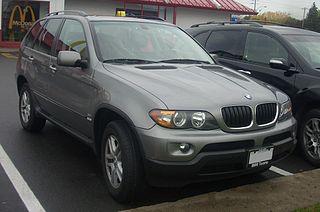 '04-'06 BMW X5 3.0i