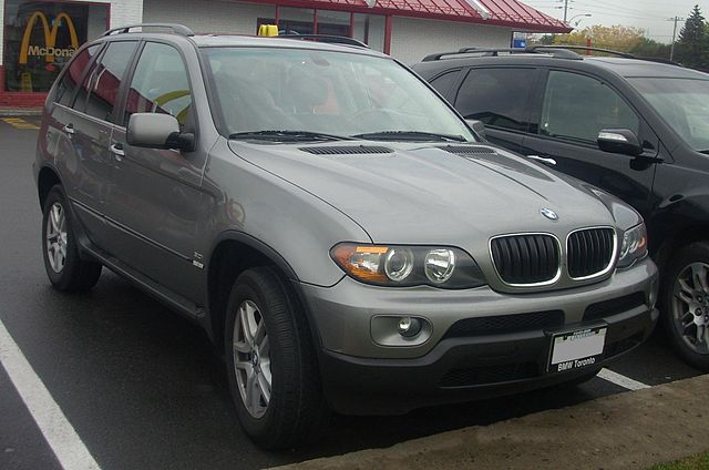 Image of BMW X5 3.0i (E53)