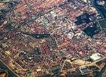 (San Blas-Canillejas) Aerial-SouthEast Madrid (cropped).jpg