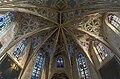 Église Saint-Félix de Saint-Félix-Lauragais - Interior - Plafond du Choeur.jpg