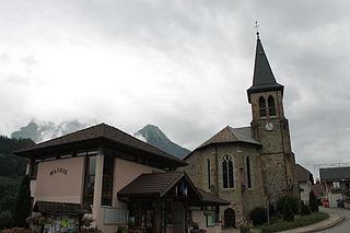 Serraval Commune in Auvergne-Rhône-Alpes, France