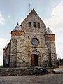 Église Saint-Rémy de Marly-Gomont en 1991.jpg