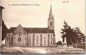 Habiter à Marigny-sur-Yonne