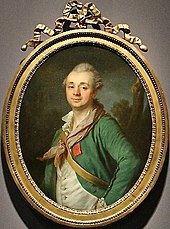 Élisabeth Vigée-Lebrun: Graf de la Blache, 1770–1778 Prozessgegner von Beaumarchais. (Quelle: Wikimedia)