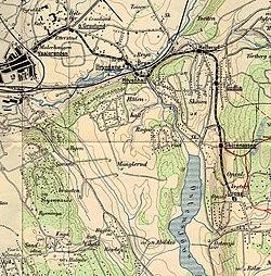 østensjø kart Østensjøbanen – Wikipedia østensjø kart