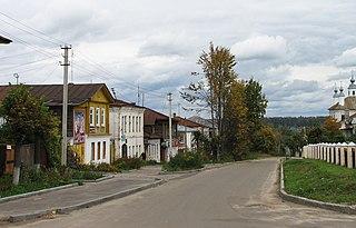 Lezhnevsky District District in Ivanovo Oblast, Russia
