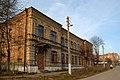 Бердичів - Будинок школи, в якій навчався Завадський DSC 4918.JPG