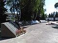 Братская могила 987 Советских воинов погибших в фашистскими захватчиками 2.jpg