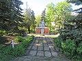 Братська могила радянських воїнів с. Очеретине загальний вид.jpg