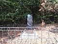 Братські могили жертв фашизму, Матейків, під лісом.jpg