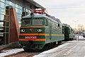 ВЛ82М-065, Russia, Saint-Petersburg, Russian Railways Museum (Trainpix 212741).jpg