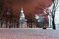В сквере Смольного (In the Smolny square).jpg