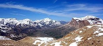 Shahdag National Park - Mount Tufan, Bazaryurt, Bazarduzu and Shakhdag in May
