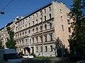 Дом, в котором жили архитекторы Д.И. Гримм и Г.Д. Гримм , историк и славяновед Н.С. Державин ; Санкт-Петербург.jpg