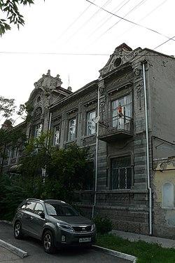 Дом - улица Пушкина, 4, Евпатория, Крым фото1.jpg