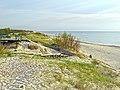 Дюна Эфа, вид на Балтийское море.JPG
