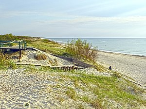 Curonian Spit National Park (Russia)