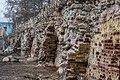 Западная стена Борисоглебского монастыря Торжок.jpg