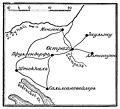 Карта к статье «Острах». Военная энциклопедия Сытина (Санкт-Петербург, 1911-1915).jpg