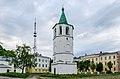Колокольня церкви Димитрия Солунского на Славкове улице в Великом Новгороде.jpg