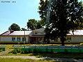 Кругавец-Калінінскі сельскі дом культуры ... Krugovets-Kalinin rural house Culture - panoramio.jpg