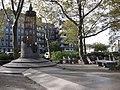 Манхэттен-Бич Парк памяти жертв Холокоста.JPG