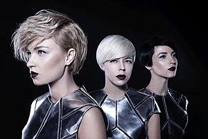 Onuka (band) - Mariya Sorokina, Nata Zhyzhchenko and Daryna Sert