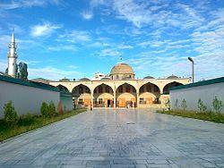 Мечеть в Буйнакске - Дагестан.jpg
