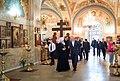 Осмотр итогов реставрации церкви Святых Мучеников Флора и Лавра на Зацепе (6).jpg