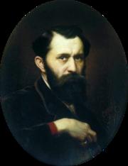 Автопортрет. 1870