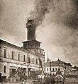 Пожар на пожарной каланче. г. Рыбинск. 1911 г..jpeg