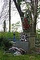 Селище, Братська могила 9 партизан P1210456.jpg