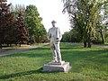 Статуя шахтёра в Дзержинском парке Кривого Рога.jpg