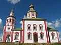 Суздаль Ильинская церковь 1744.jpg