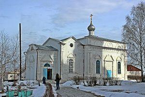 Kasli - Church of the Ascension, Kasli