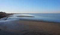 Ягорлицька затока, частина Чорноморського біосферного заповідника.jpg