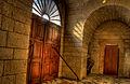 כניסה לכנסיית דורמיציון.JPG