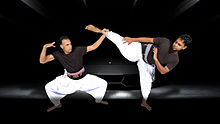 The Traditional Martial Arts of Srilankans
