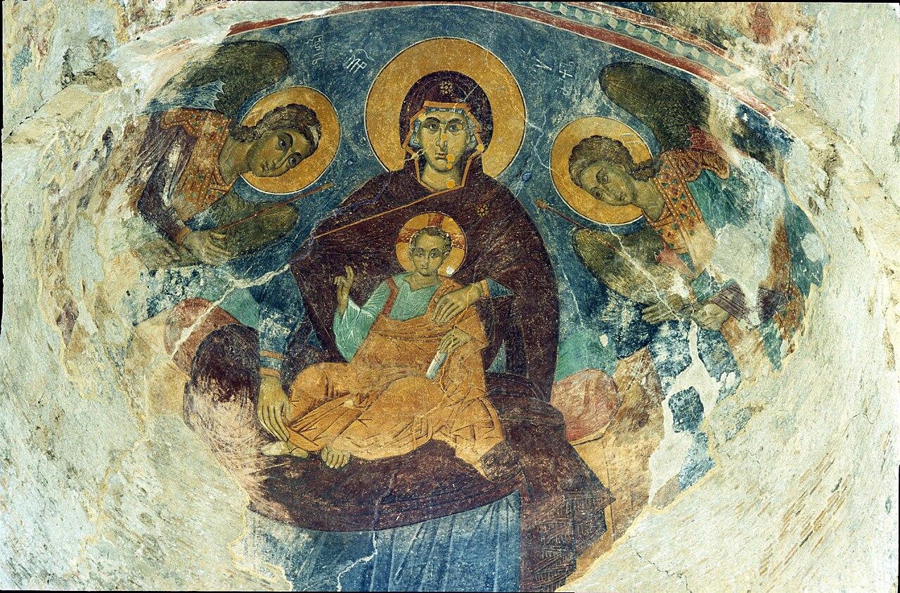 ალავერდი (მონასტერი) - Alaverdi Theotokos, Georgia.jpg