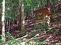 八幡神社の境内社 下市町長谷にて 2013.4.05 - panoramio.jpg