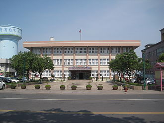 Xingang, Chiayi - Xingang Township Government Office