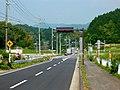 国道166号 大宇陀岩清水にて Route 166 in Ōuda-Iwashimizu 2011.5.19 - panoramio.jpg
