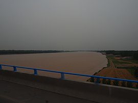 济阳黄河大桥 - Jiyang Yellow River Bridge - 2012.06 - panoramio.jpg