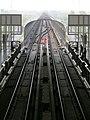 西紅門站雙軌鐵道 Double-track railways of Xihongmen Station 희홍문역 - panoramio.jpg