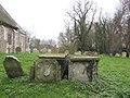 -2019-01-07 Churchyard, Church of Saint Margaret's, Paston (2).JPG