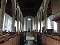 -2019-07-15 The nave, Saint Nicholas Parish Church, North Walsham, Norfolk.JPG