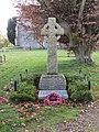 -2020-11-27 Antingham war memorial, St Mary's churchyard, Antingham.JPG